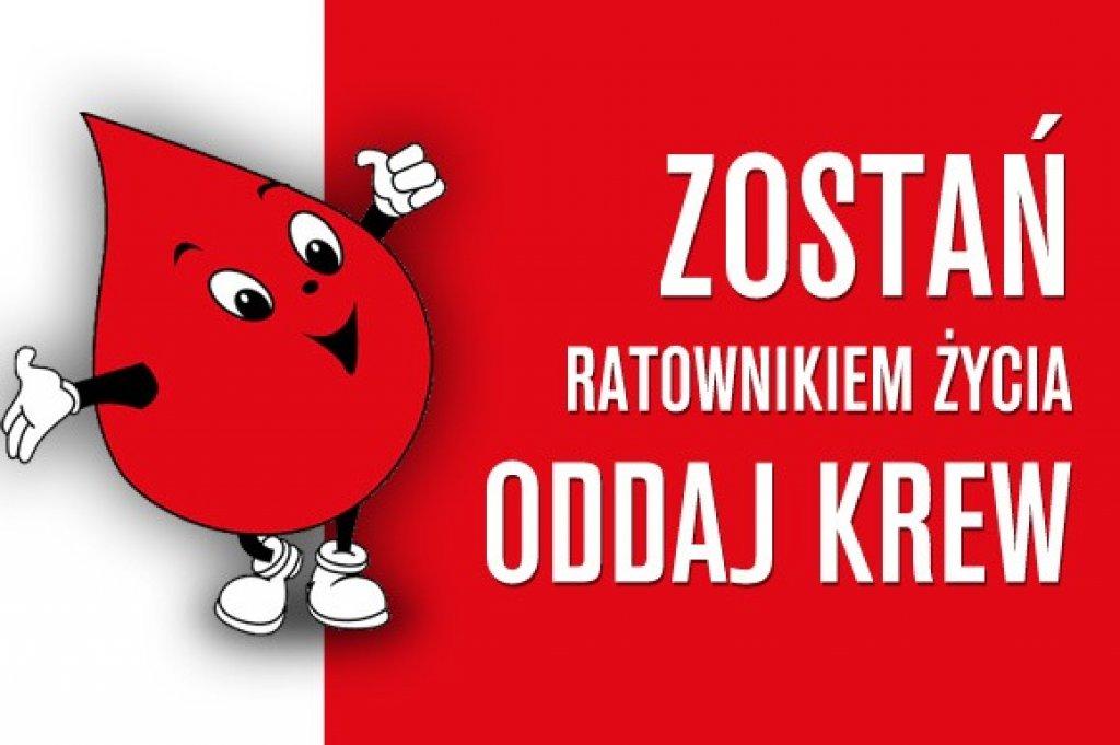Nie bądź żyła - oddaj krew!