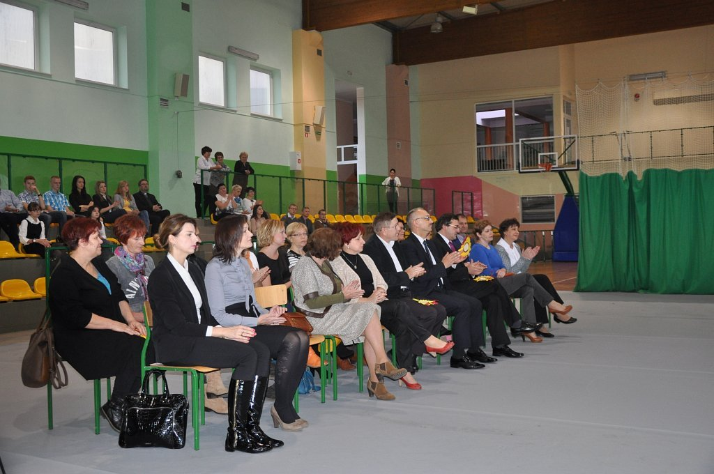 Święto Zespołu Szkół w Rybnie