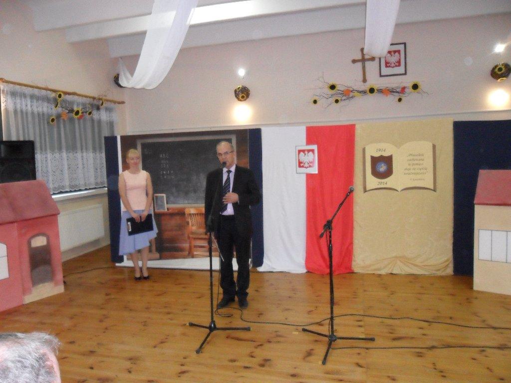 100-lecie Szkoły Podstawowej im. Mikołaja Kopernika w Jeglii