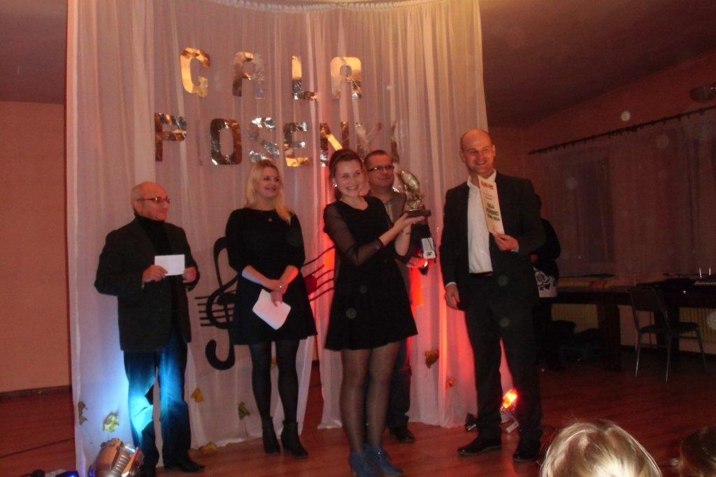 Wyniki konkursu Gala Piosenki – Rybno 2014