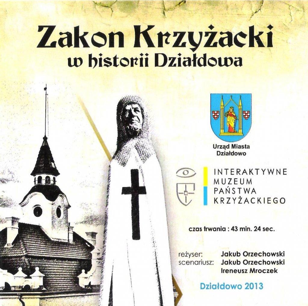 Zakon Krzyżacki w historii Działdowa  - film