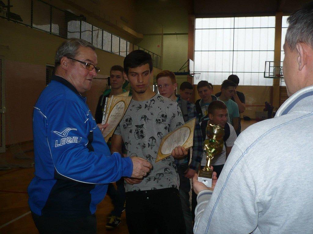 Eliminacje rejonowe mistrzostw W-MSZS