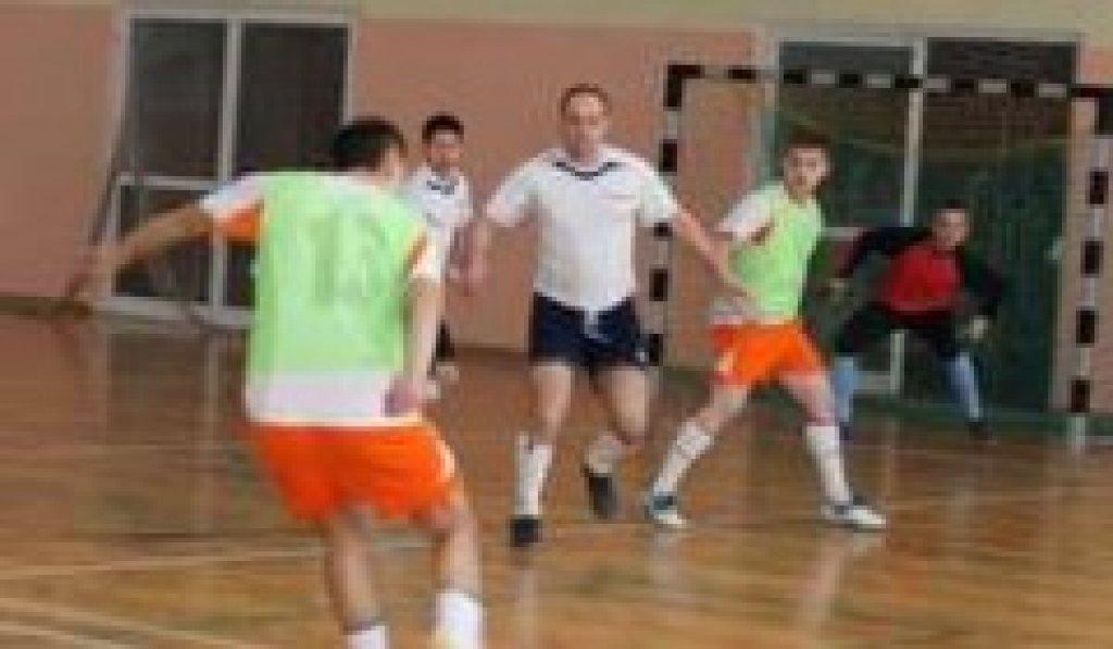 Liga halowej piłki nożnej - 2 kolejka