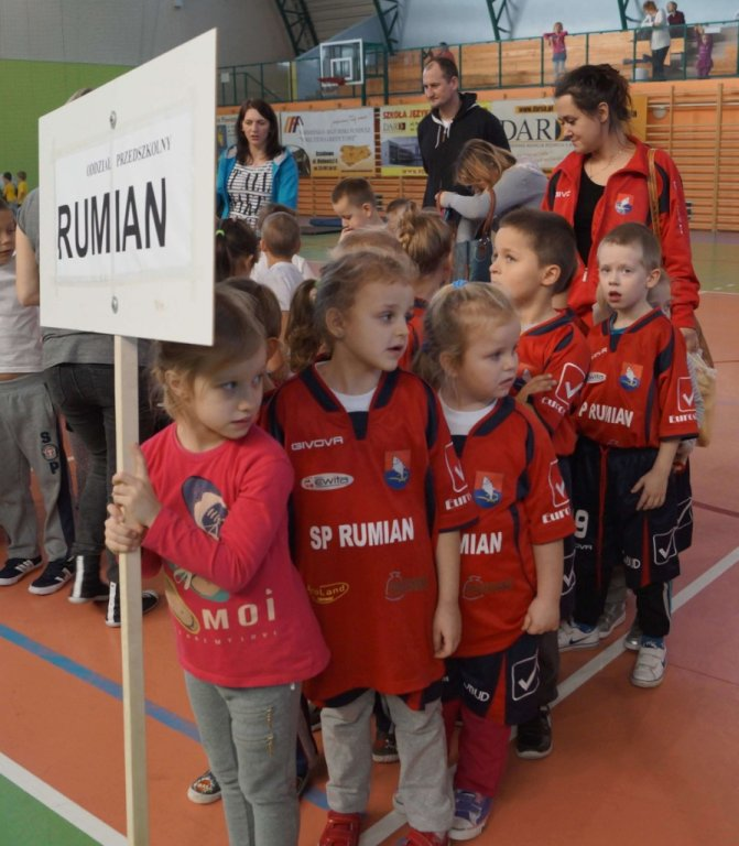 IV Sportowa Olimpiada Przedszkolaków