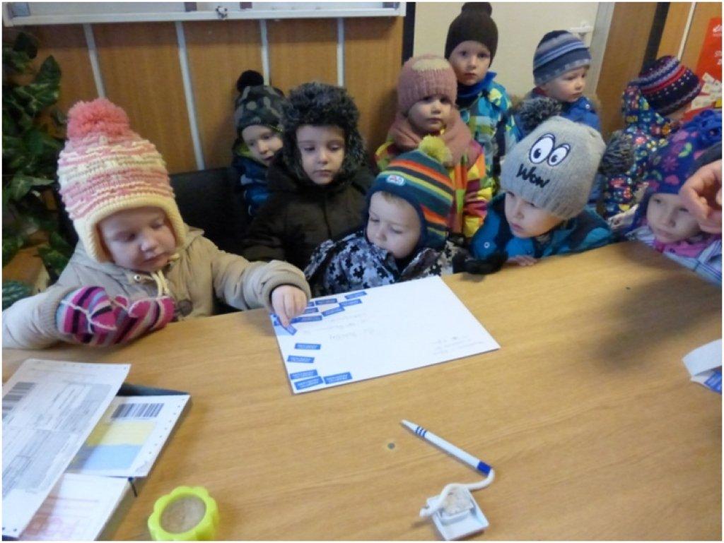 Z życia Przedszkola w Rybnie