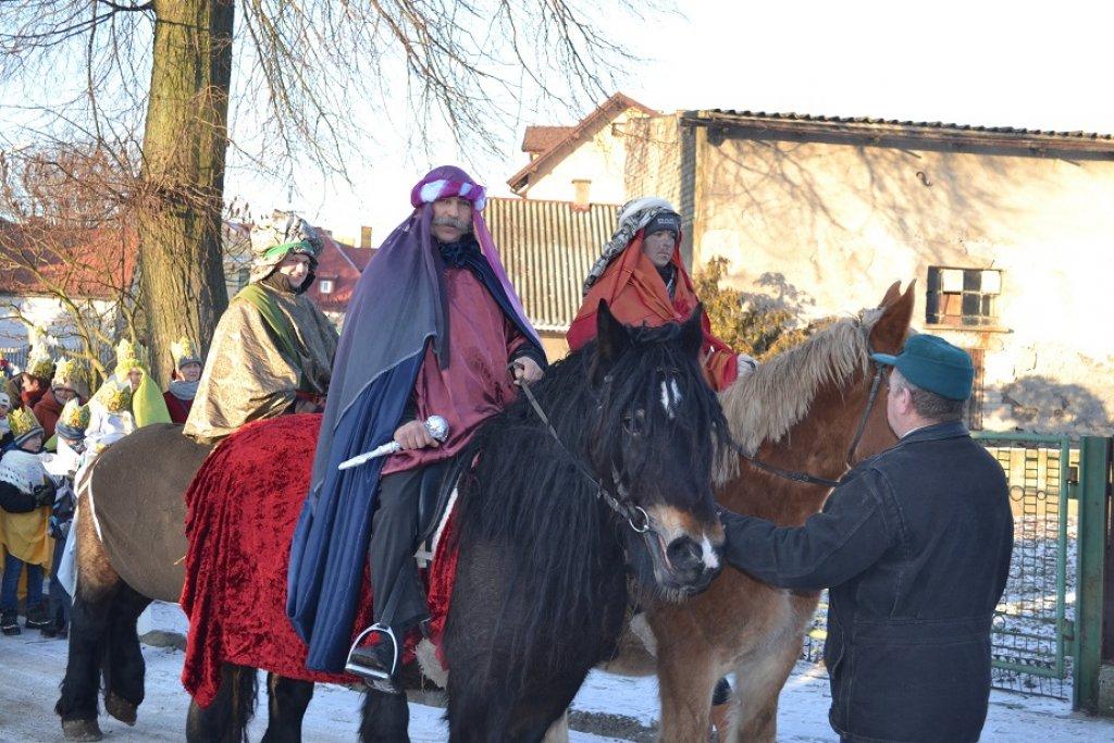 Orszak Trzech Króli w Hartowcu