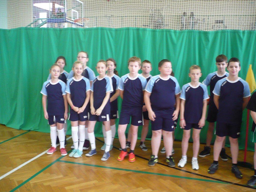 Turniej szkół podstawowych w koszykówkę