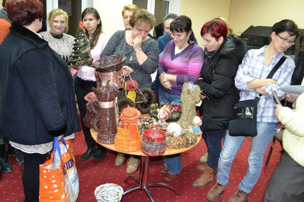 W Rybnie powstał klub miłośników rękodzieła