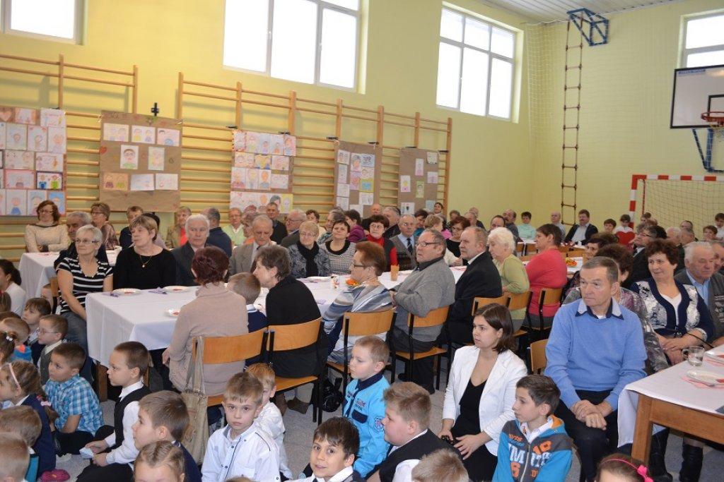 Dzień Babci i Dziadka w Rumianie