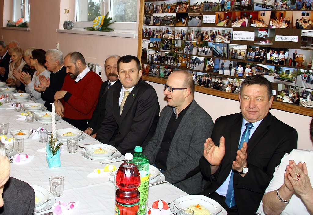 Spotkanie Seniorów w Zwiniarzu