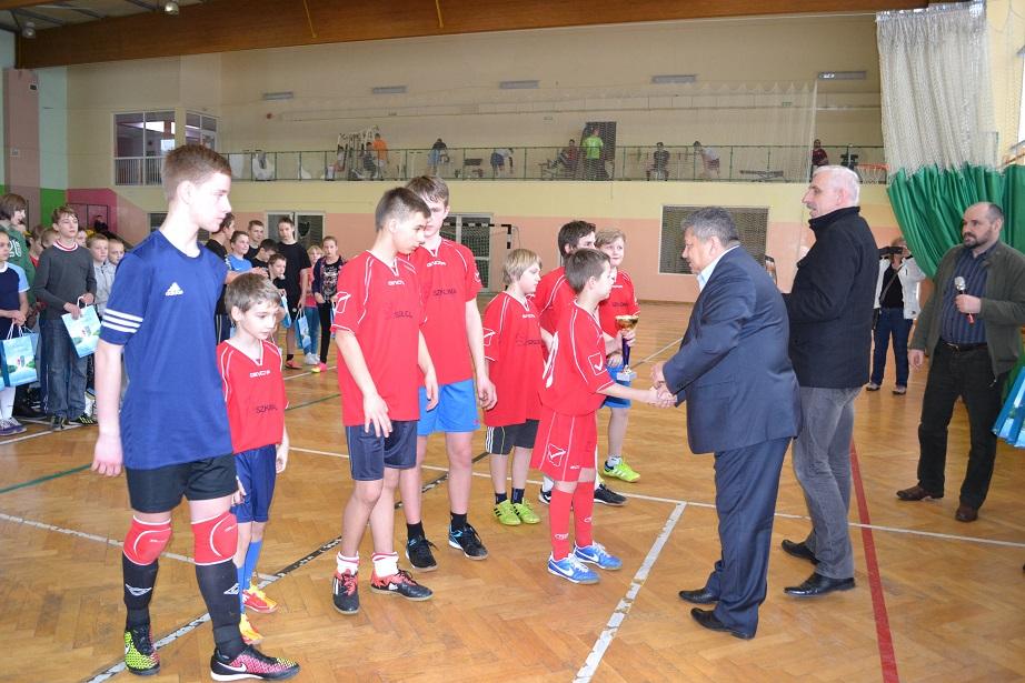 Truszczyny zwyciężyły w między sołeckim turnieju młodzików