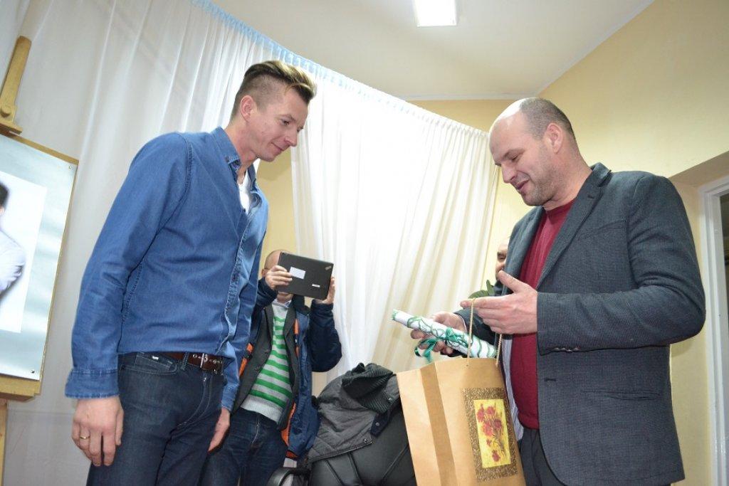 Karol Okrasa spotkał się z mieszkańcami Gminy Rybno
