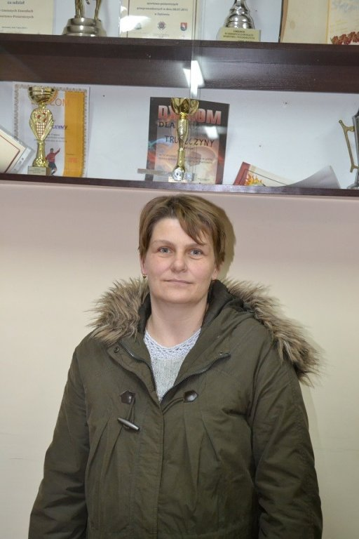 Maria Kozłowska sołtysem Truszczyn