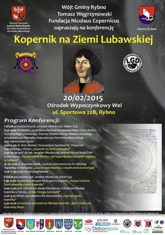 Mikołaj Kopernik był w Rybnie