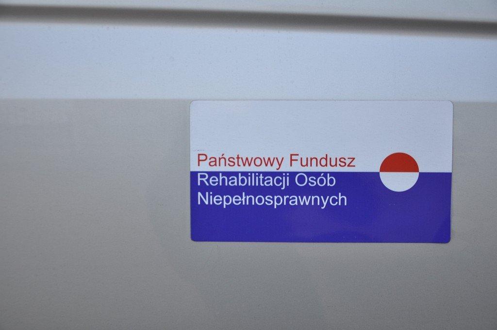 Zakupiono autobus dla osób niepełnosprawnych