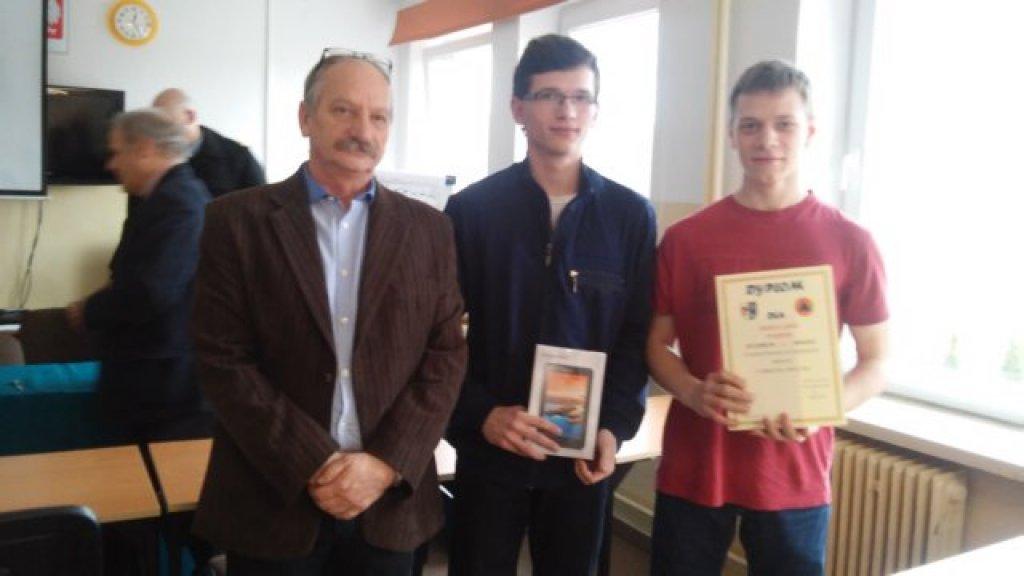 Uczniowie ZS Rybno wygrali olimpiadę OC