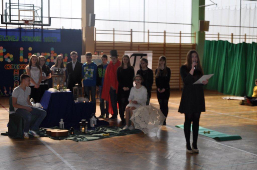 Święto liczby Pi w Zespole Szkół