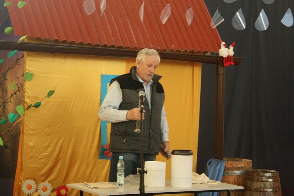 Seminarium naukowe w Rumianie: EKOTRENDY- czyli, jak wykorzystać wodę deszczową?