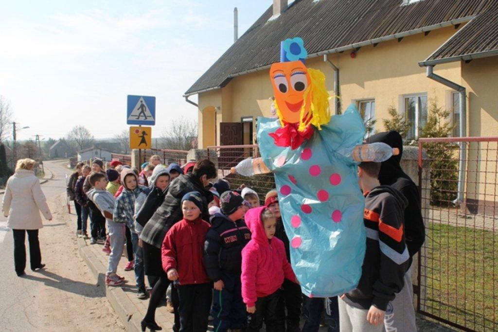 SP Jeglia - Pierwszy dzień wiosny