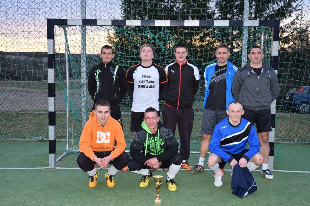 'Flo Team' mistrzem turnieju charytatywnego