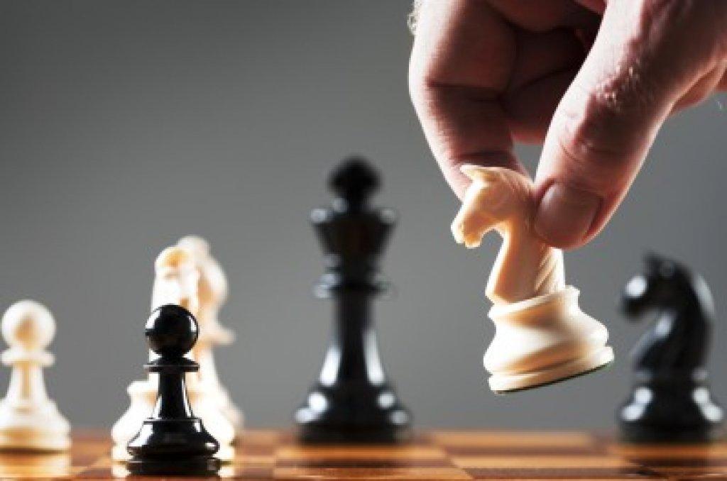 Startują rozgrywki szachistów