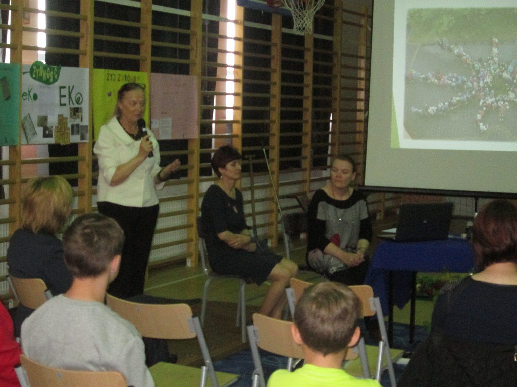 Promocja zdrowia w szkole w Rybnie