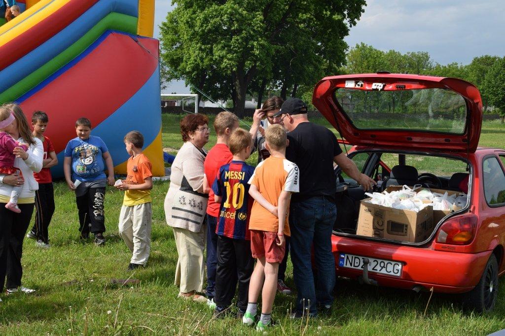 Festyn rodzinny w Tuczkach