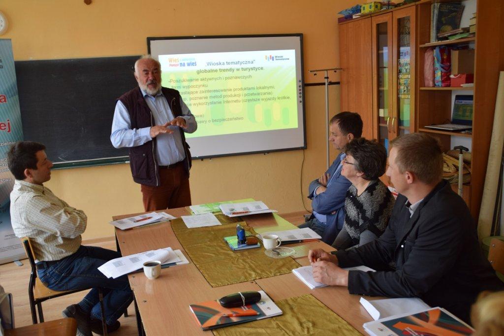 Wioski tematyczne – szkolenie