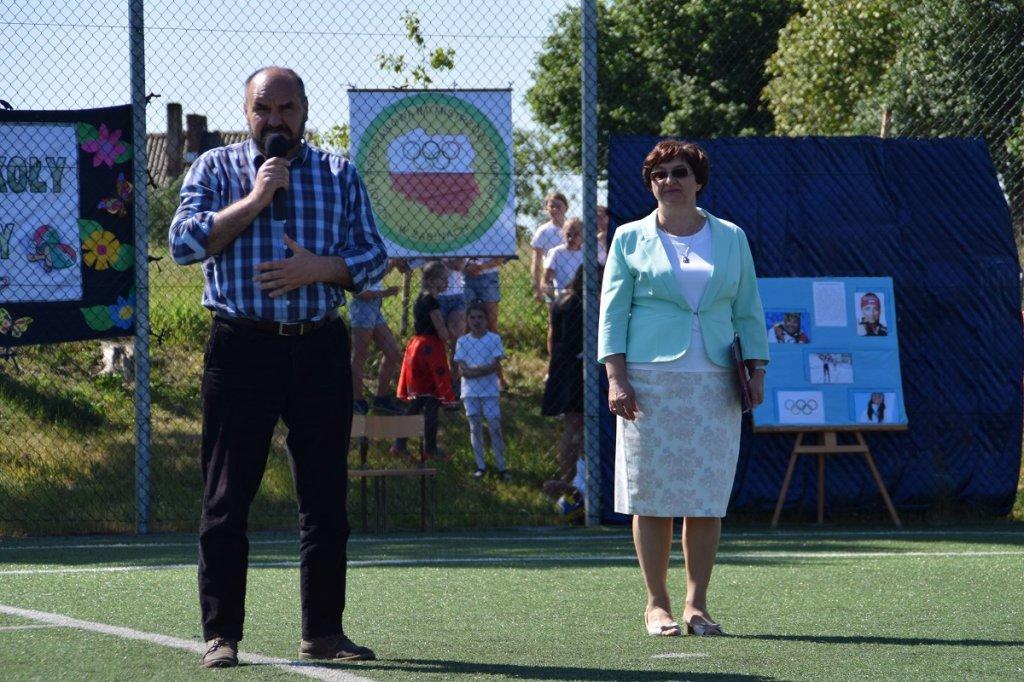 Żabiny: Święto Patrona Szkoły