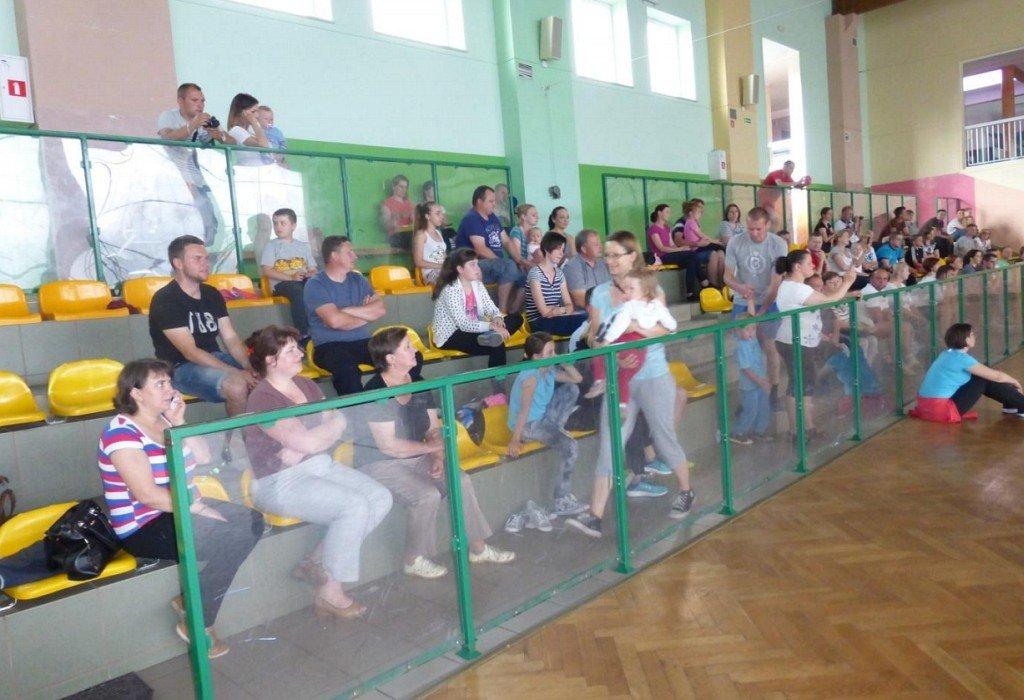 Rodzinny Turniej Sportowy 'Sprawni i zdrowi'