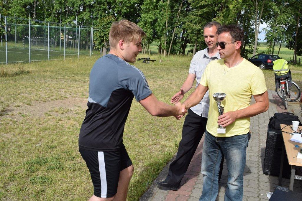 MKS 'Tęcza' wygrała dla Małgosi