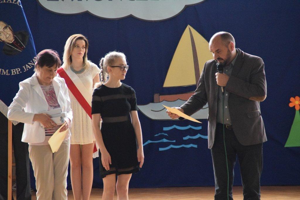 Zakończenie roku szkolnego w Zespole Szkół w Rybnie