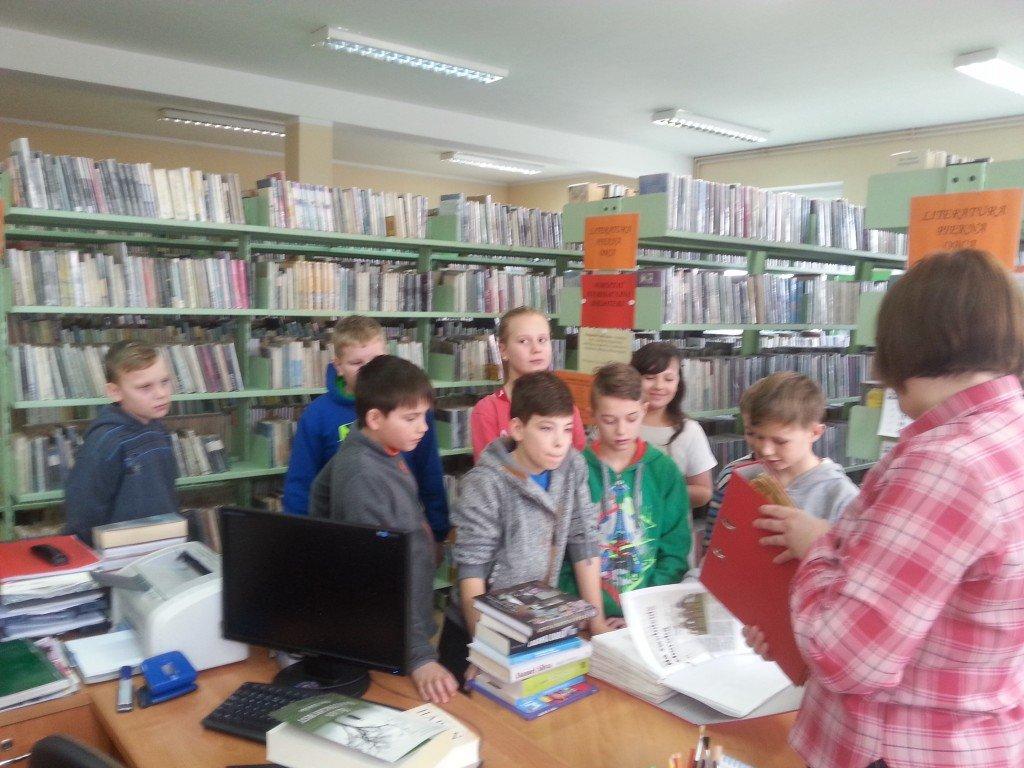 Program 'JA CZYTAM' w Szkole Podstawowej w Rumianie