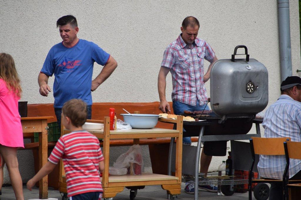 Piknik rodzinny w Rumianie
