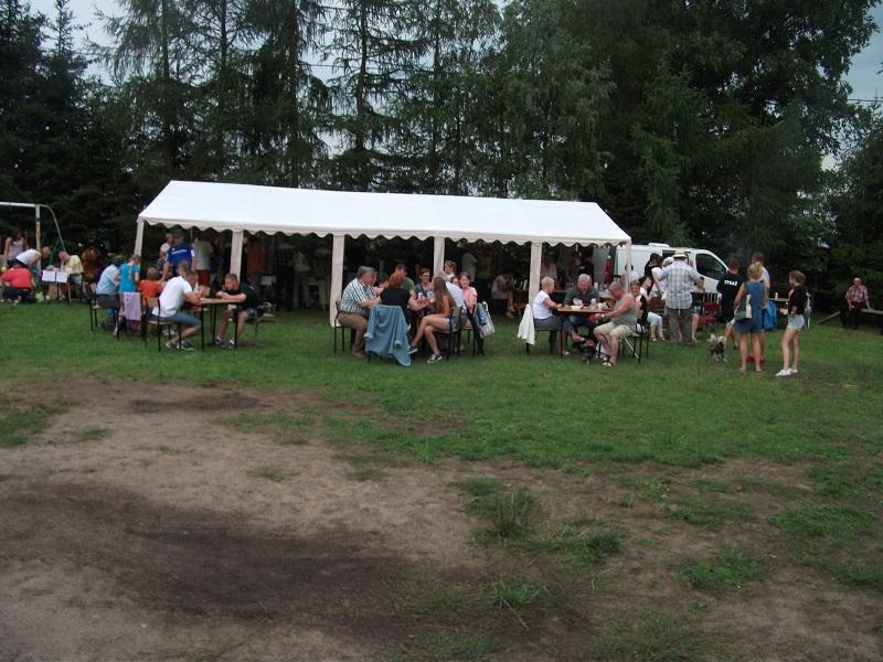 Festyn rodzinny w Grądach