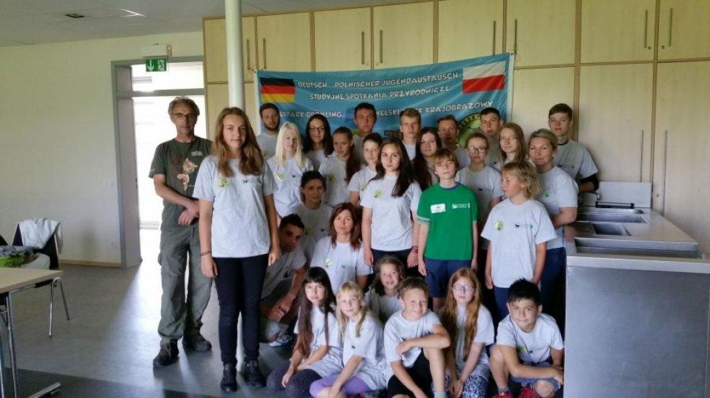 Polsko-Niemieckie spotkanie studyjne młodzieży