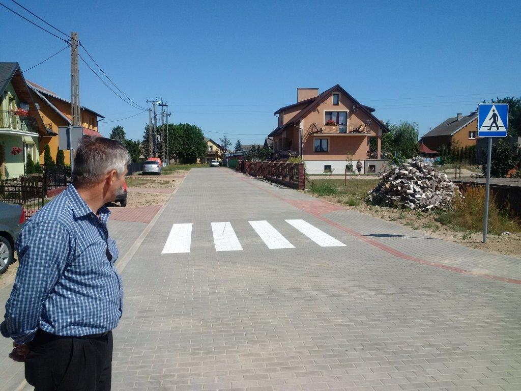 Nowe drogi w Hartowcu
