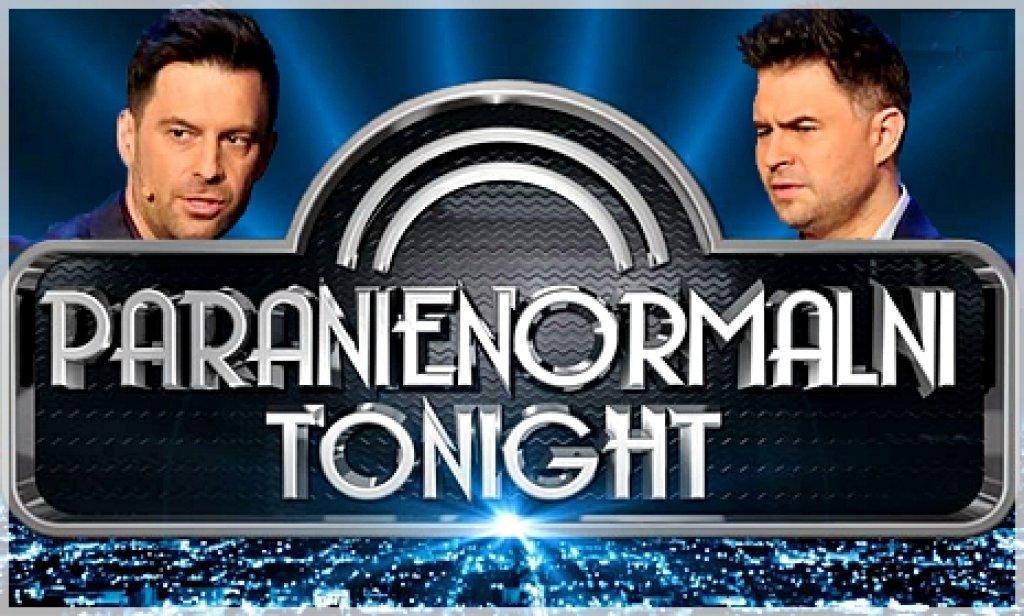 Wyjazd na nagranie programu 'Paranienormalni tonight'