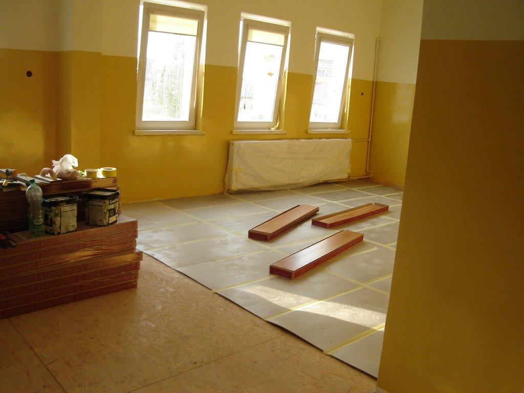 Zmiany w Przedszkolu w Rybnie