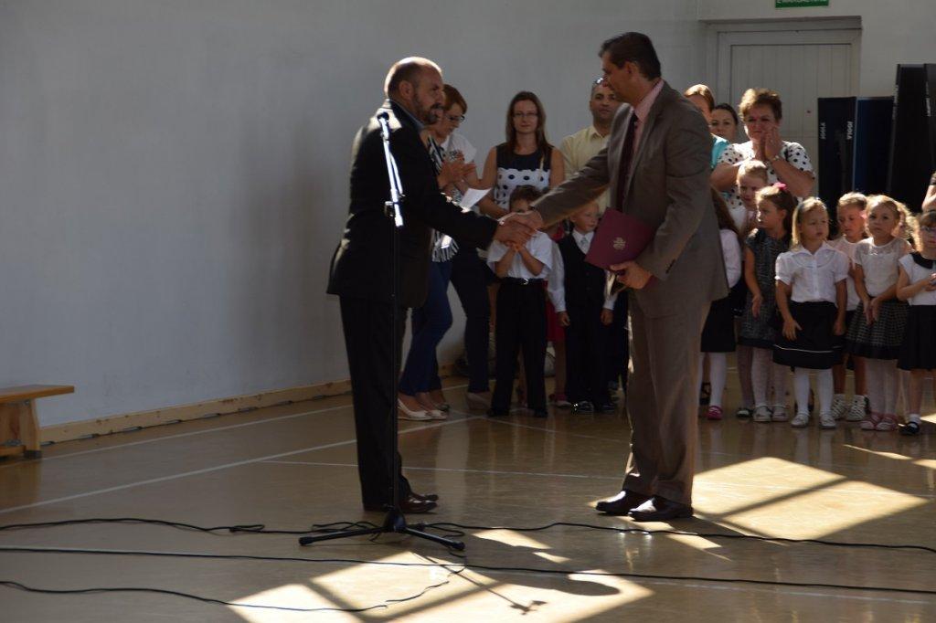 Rozpoczęcie roku szkolnego w Hartowcu