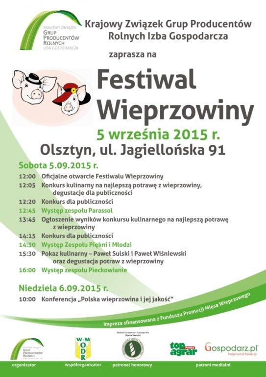 Festiwal wieprzowiny