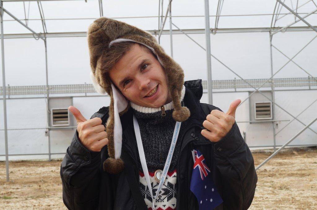 Mieszkaniec Rybna delegatem na Światowym Szczycie Młodzieży w Australii