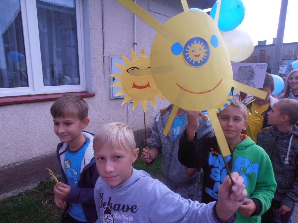 Słoneczny korowód