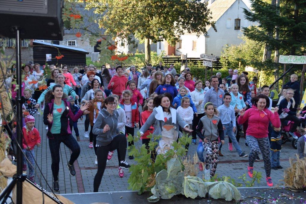 'Charytatywny Maraton Zumby' dla Martyny Koszewnikow