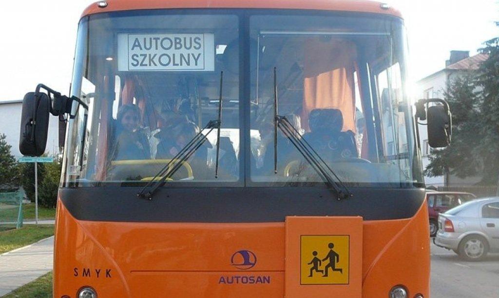 Nowy rozkład jazdy autobusów szkolnych