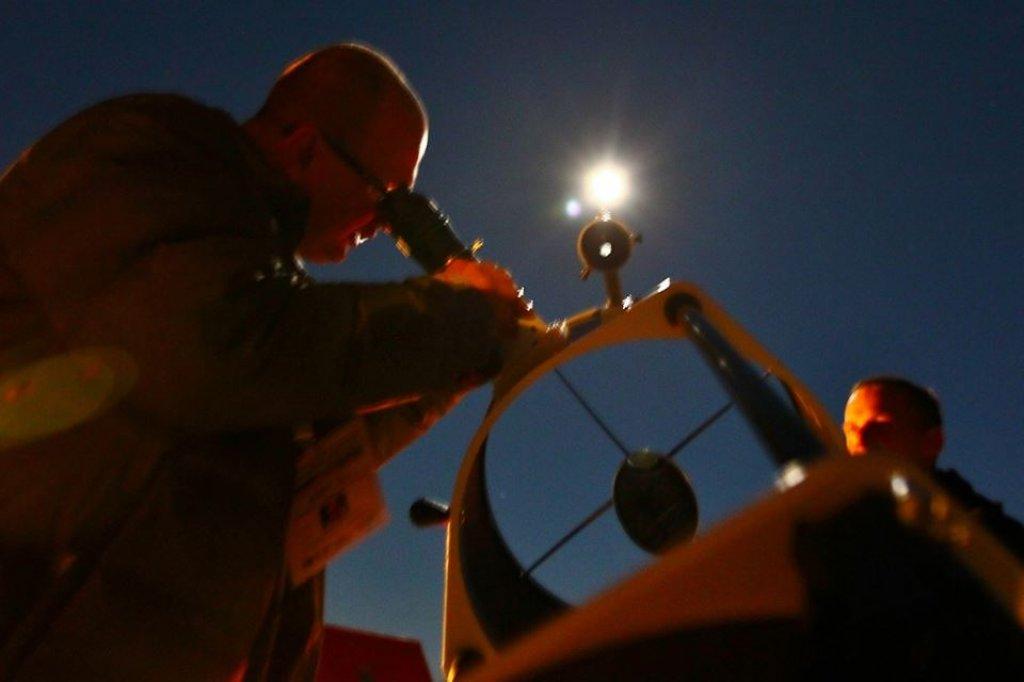 Wyjątkowe zjawisko – całkowite zaćmienie Księżyca