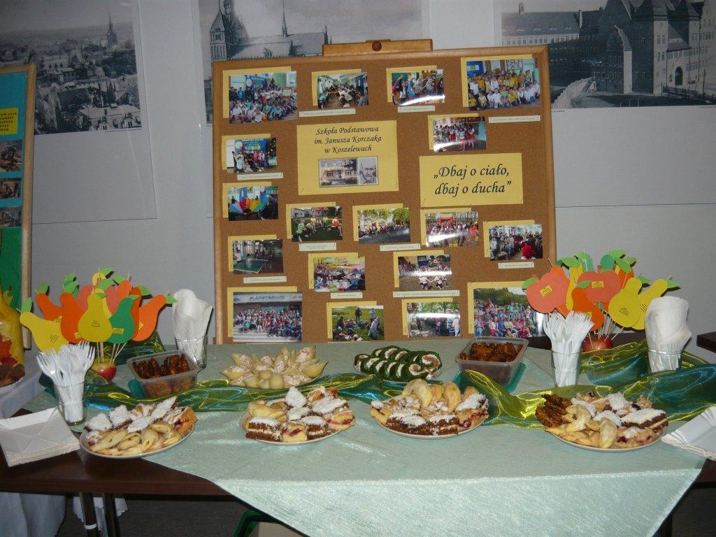 Szkoła w Koszelewach otrzymała certyfikat