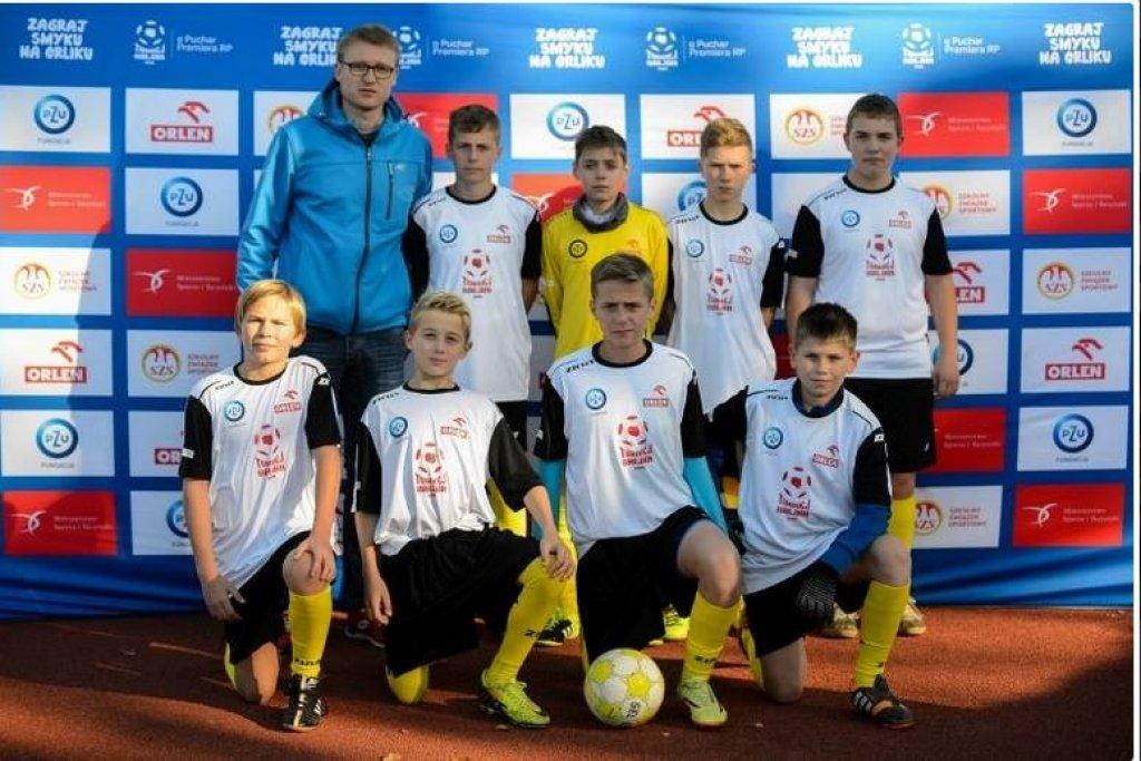 Gimnazjaliści z Rybna zdobyli brązowy medal