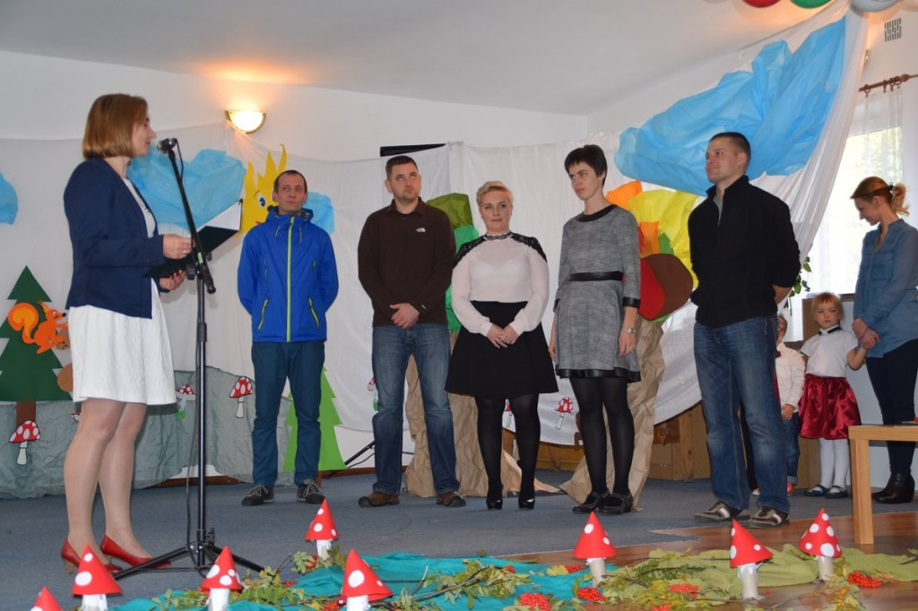 Otwarcie nowego oddziału w Przedszkolu w Rybnie