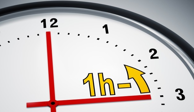 Informacja o zmianie czasu w dniu wyborów